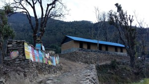 Building 1: Kuri School Rebuilding Project